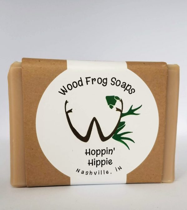 Hoppin Hippie Bar Soap