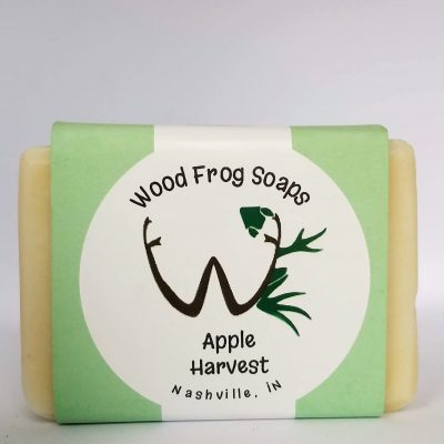 apple bar soap