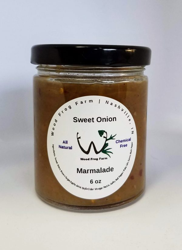 Jar Sweet Onion Marmalade