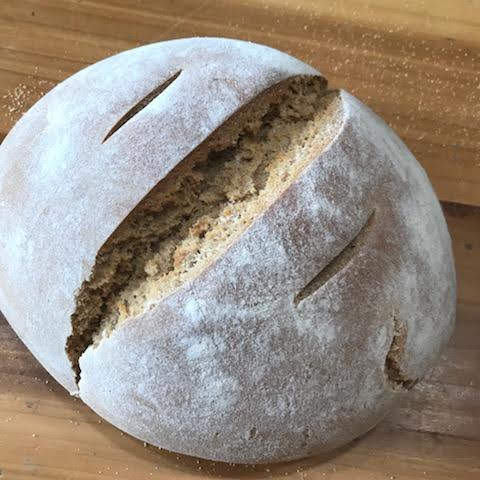 Round Loaf Wheat